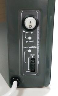 блок управление Aeroheat EC CP1000W