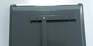 Крепеж к стене конвектора Aeroheat EC CP1000W