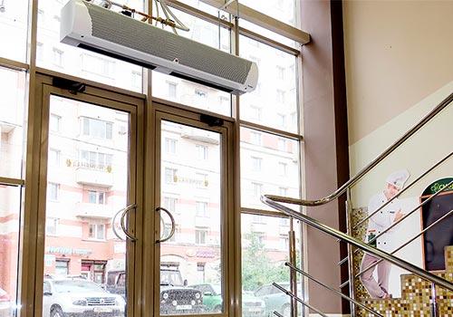 Рейтинг: ТОП-15 лучших тепловых завес на входную дверь