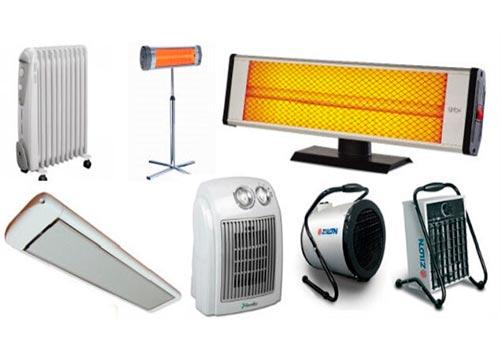 На какие виды делится тепловентиляторы для дома?
