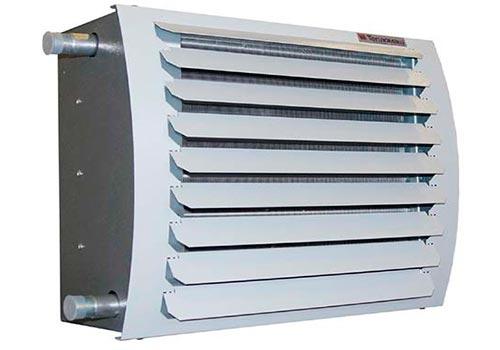 Выбираем водяной тепловентилятор