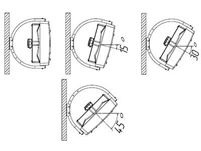 Вертикальный монтаж Ballu BHP-W3-25-LN