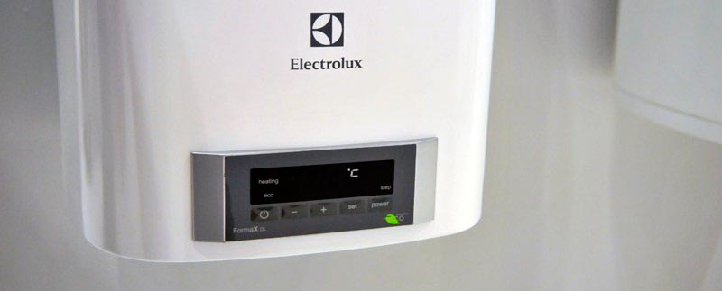 нагреватель воды Electrolux
