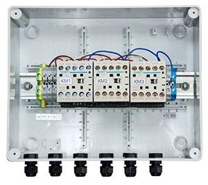 Модуль МП-WA для водяных завес и завес без источника тепла