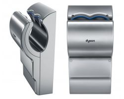 Dyson Airblade AB14 Steel / Дайсон (Серый)