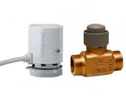 Клапан с сервоприводом (термический)