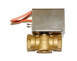 Двухходовой клапан ТМ-К-1-СП с сервоприводом
