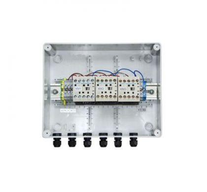 Модуль подключения МП-WA к завесам Тепломаш для автомоек