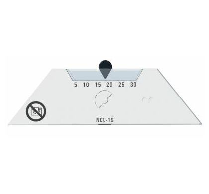 Термостат для обогревателей NOBO NCU 1S Oslo