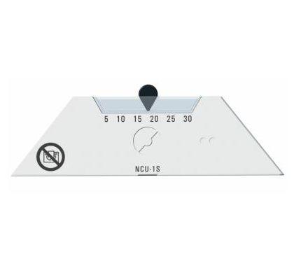 Приемник-термостат для обогревателей NOBO NCU 1R Oslo