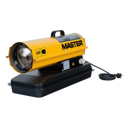 Master B 35 CED прямой нагрев